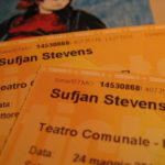 Sufjan Stevens, Concerto Al Teatro Comunale, Ferrara (24 Maggio 2011)