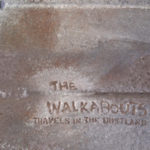 "THE WALKABOUTS, ""Travels In The Dustland"" (Glitterhouse, 2011)"