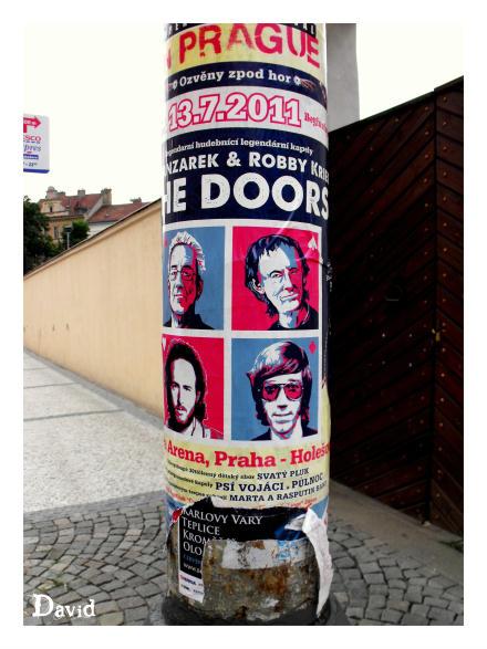 Praga – The doors are still open