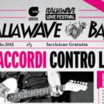 Ancora pochi giorni per iscriversi ad Italia Wave 2012