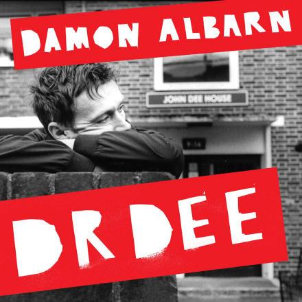 Damon Albarn Cover album Dr Dree 440