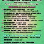 Musica W Festival, 18esima edizione
