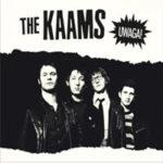 "THE KAAMS, ""Uwaga!"" (Area Pirata / Boss Hogg Records, 2012)"