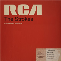 The-Strokes-Comedown Machine 505diary.blogspot