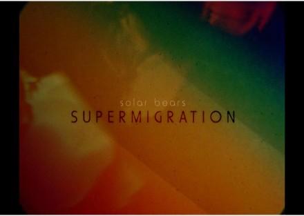 supermigration solar bears