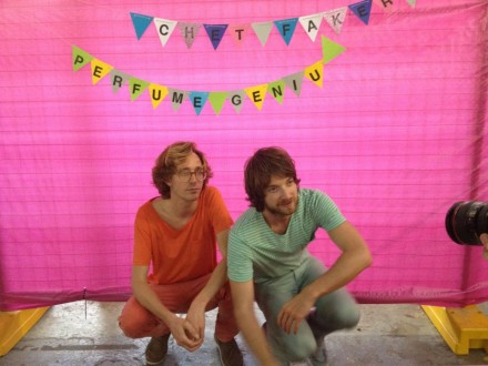 kings of convenience 2013