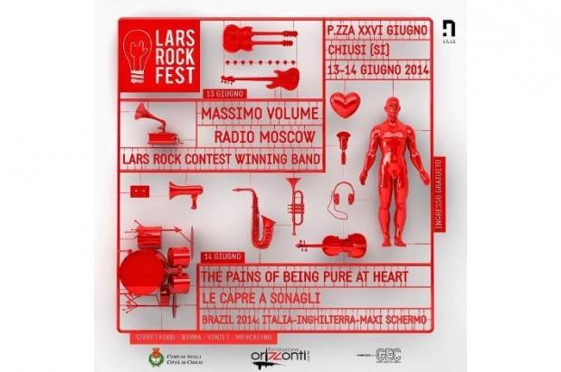 LARS ROCK FEST 2014