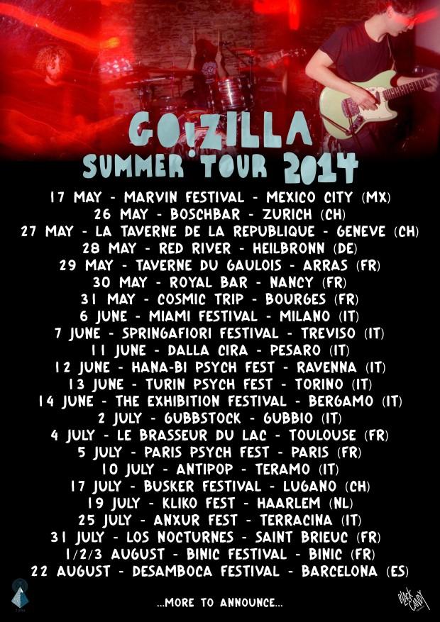 go!zilla tour