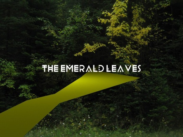 the emeral leaves