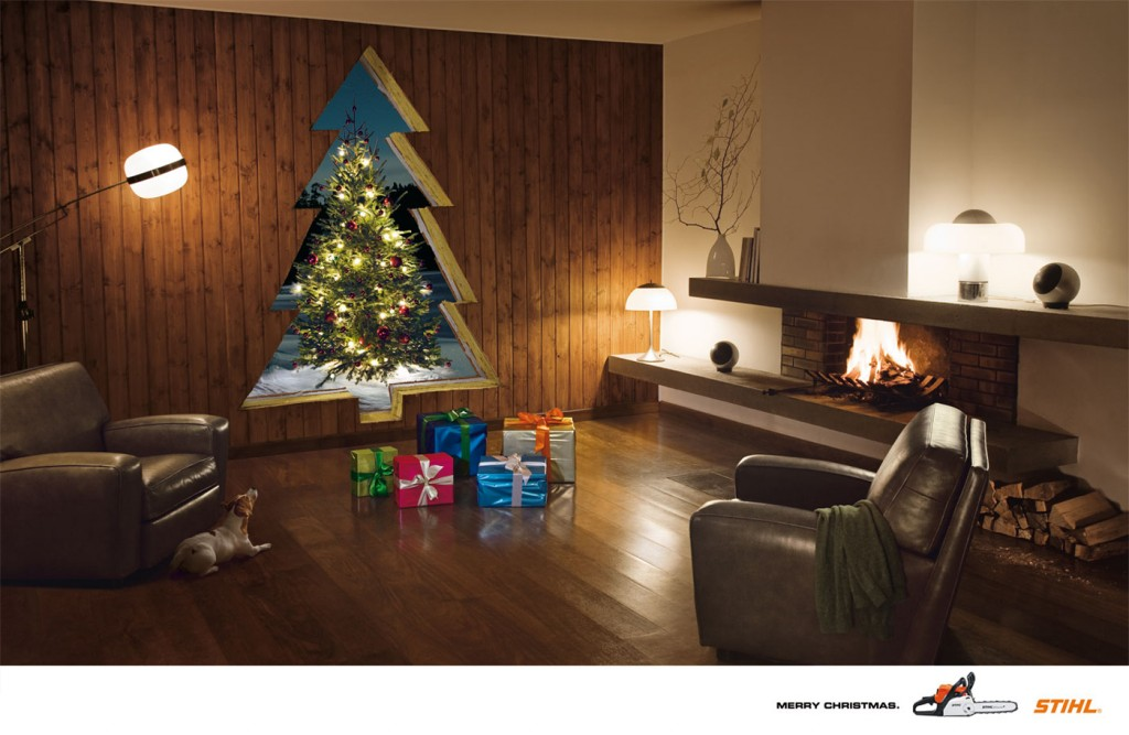 Gli Interiors per cambiare colonna sonora al Natale