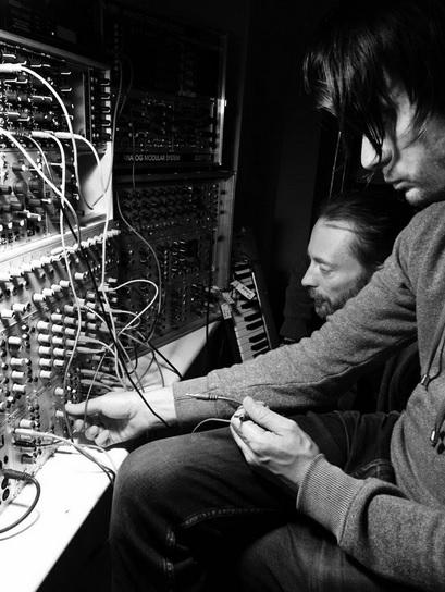 radiohead 2014