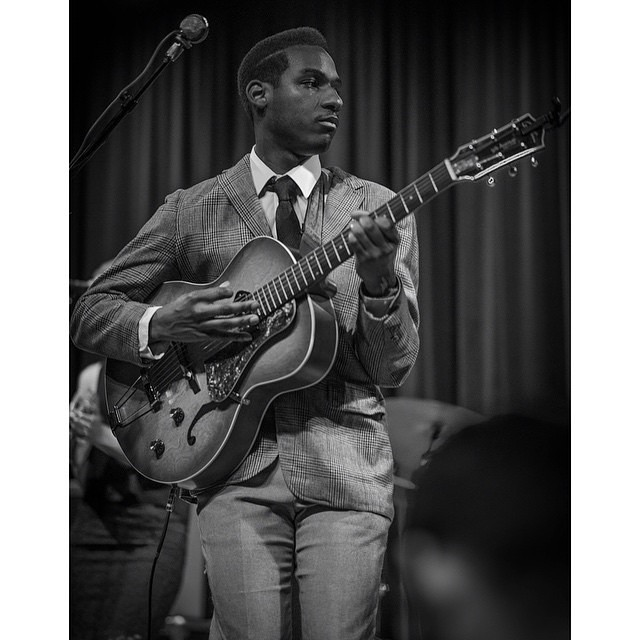 #LeonBridges shares another single titled #LisaSawyer.We literally cannot wait to hear his record. #ooft.#regram via @__goldlion__