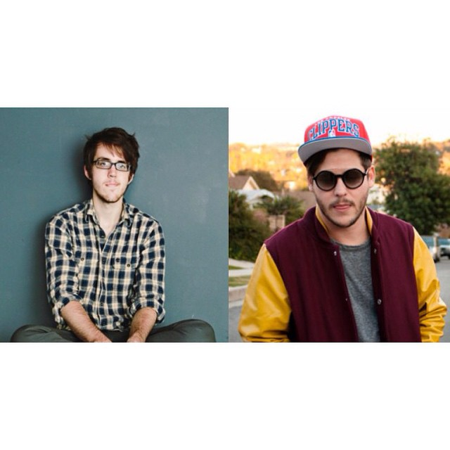 #CloudNothings and #Wavves working together on a #record you say?! #yes, #please!