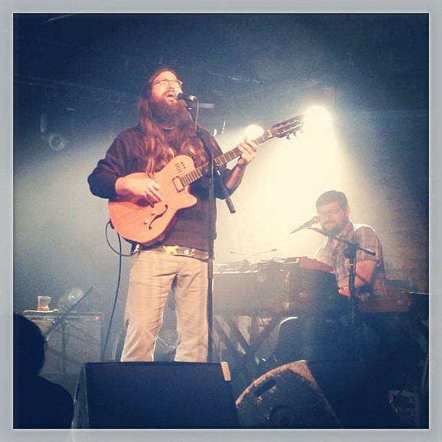 #tbt #MatthewEWhite playing #Glasgow in #Spring #2013