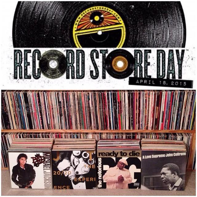 #recordstoreday is #tomorrow! #YAS!