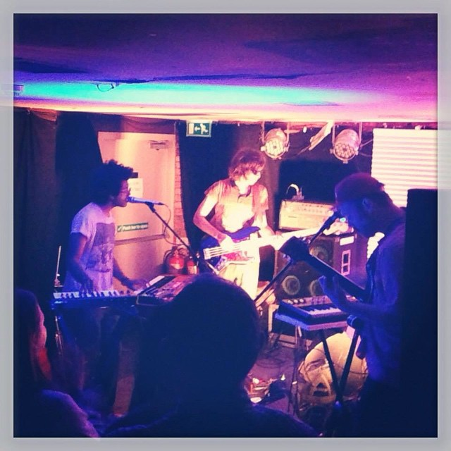 #tbt #toroymoi playing #theartschool in #Glasgow back in #spring 2013!Have you streamed the new record yet?! Well, you should!