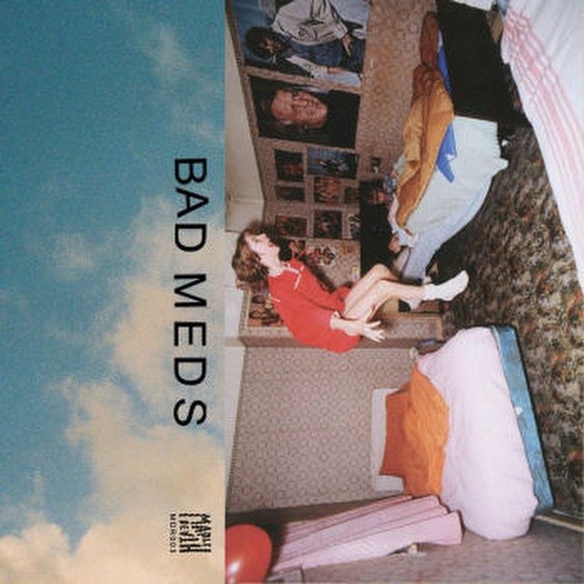 #BadMeds: brand new #Liverpool #postpunk out on #MapleDeathRecords 🏼