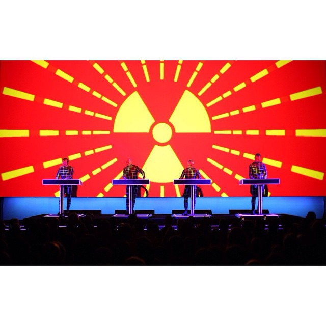 #Kraftwerk to play #Florence in #November. #YesPlease. 🏼