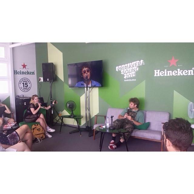 #MACDEMARCO #interview // #saturday #highlights // #ps15 #primaveralive