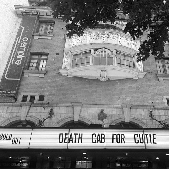 #deathcabforcutie are coming to #Italy next #November! #YAY! 🏼