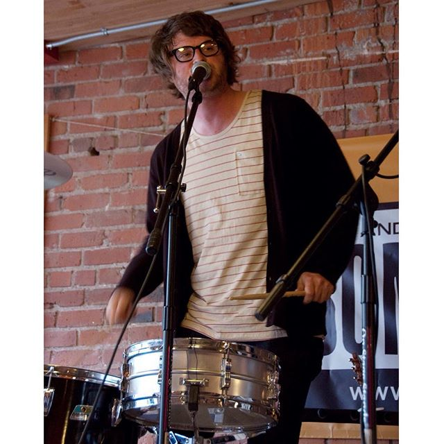 That time that Telekinesis played for the Record Store Day #tbt