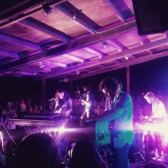 #OtherLives live at #HanaBi last night! #ooft 🏼