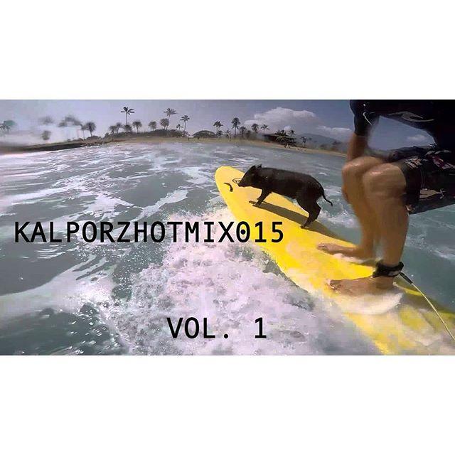 #music for the #hot #weekend -  #KalporzHotMix015 Vol.1