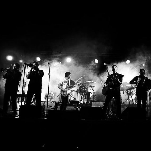 #calexico played #acieloaperto last week ️