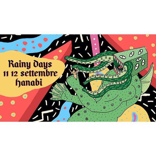 #rainydays festival: coming soon...