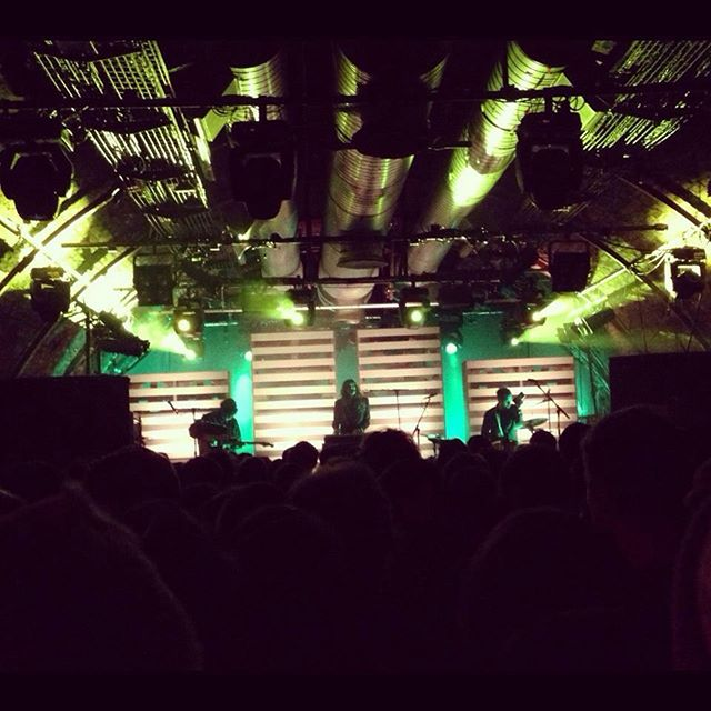 #tbt #beachhouse playing #thearches back in #October2012