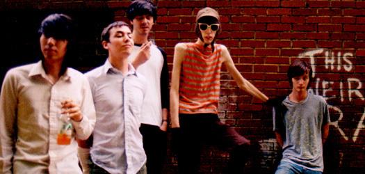 La band in una foto del 2006