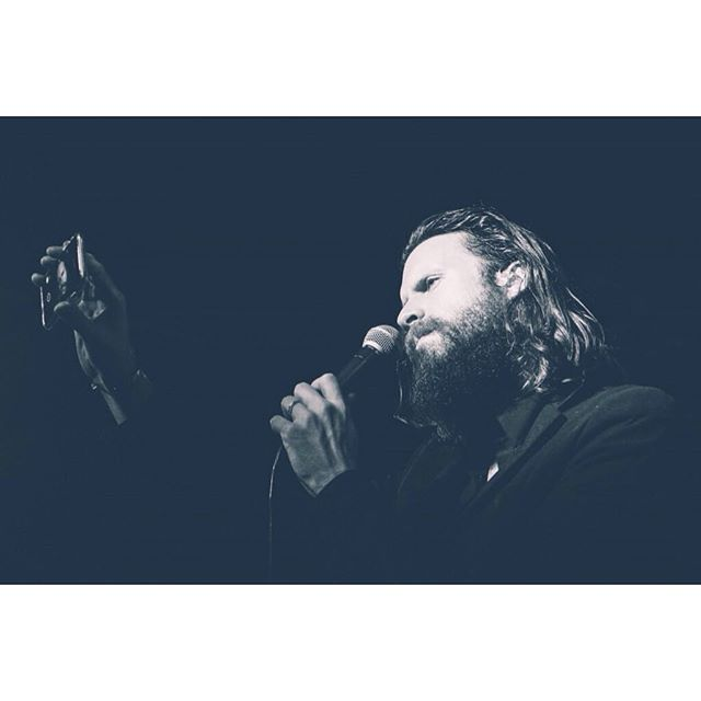 We went to see #FatherJohnMisty on #Sunday night too! 🏼