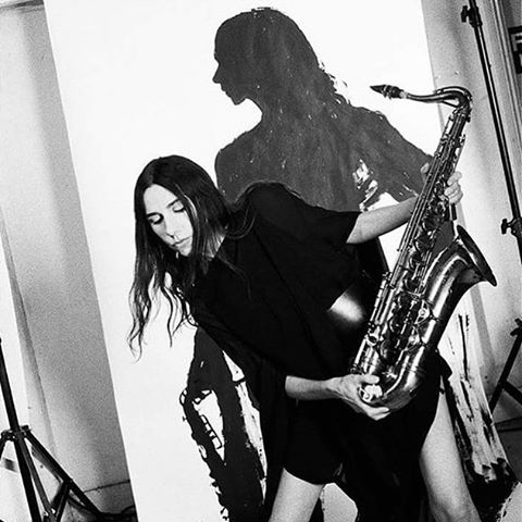 Can't wait for the new #PJHarvey to come out, #honest! #thehopesixdemolitionproject