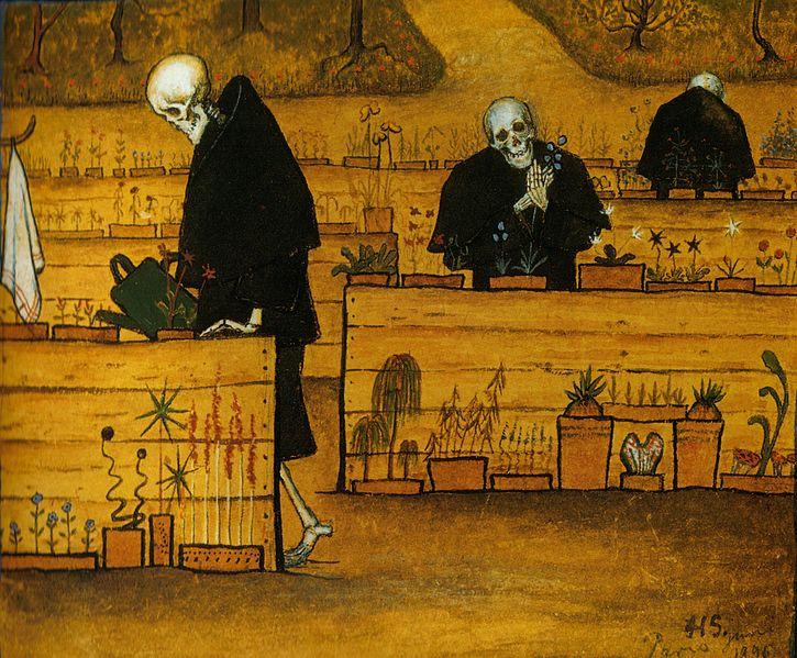725px-Hugo_Simberg_Garden_of_Death