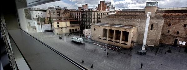Plaça Joan Coromines