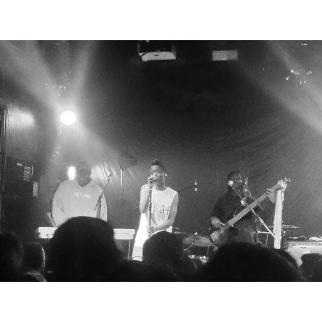 #TheInternet live at #CovoClub last night! 🏼