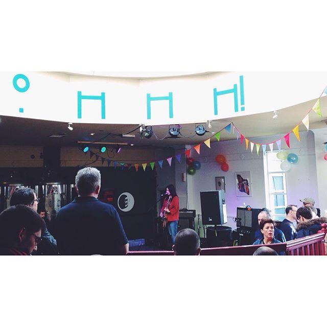 #EmmaPollock playing #Mono for #RecordStoreDay2016!