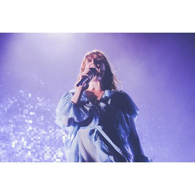 #florenceandthemachine live last night in #Bologna!