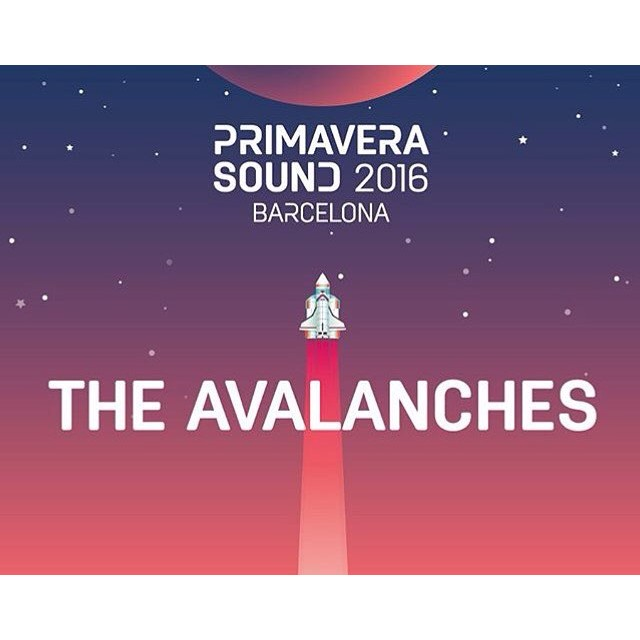 #Surprise! #TheAvalanches will play #PrimaveraSound! #OOFT 🏼