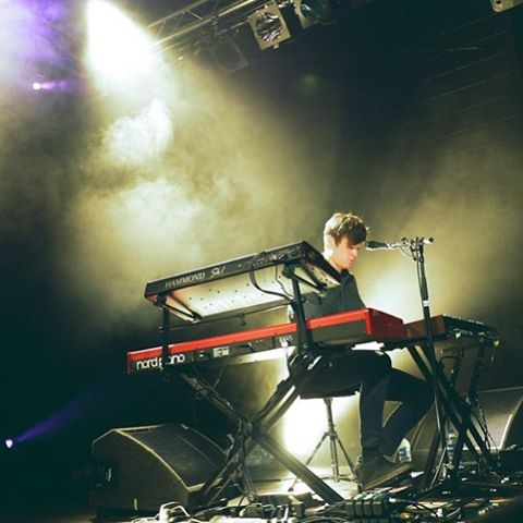 #JamesBlake's new record is out! #TheColourinAnything