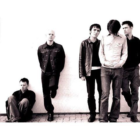 It's #radioheadday today at #kalporz! 🏼