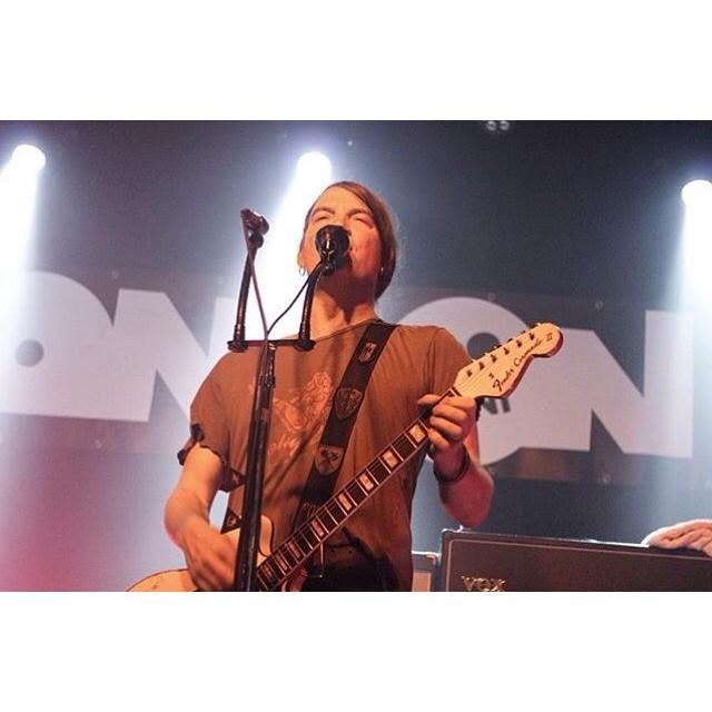 #TheDandyWarhols live at #Bronson last weekend! 🏼
