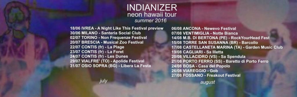 indianizer tour