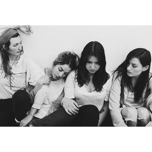 "Warpaint new song is called ""New Song"" and we love that  new album out via Rough Trade next September!"