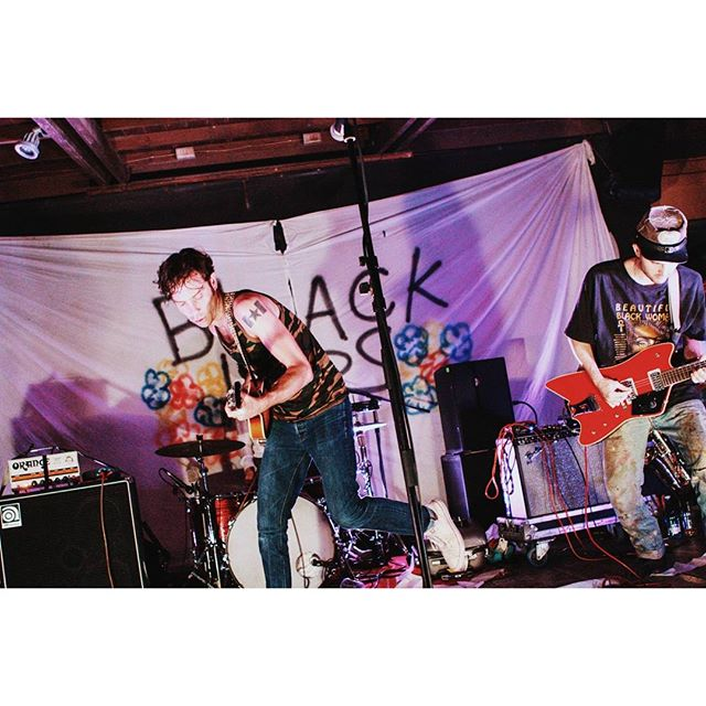 The Black Lips @ Rainy Days Fest 3 at Hana-Bi last Saturday