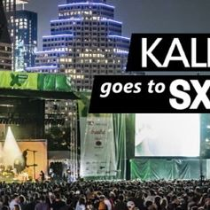 #cover story: #Kalporz goes to #SXSW - #link in #bio