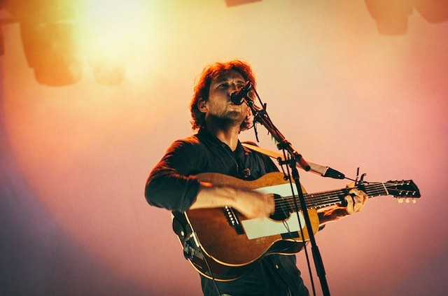 #FleetFoxes live in #Ferrara the other night!