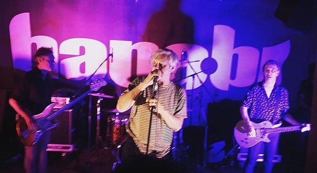 #TheFleshtones live at #HanaBi last night!