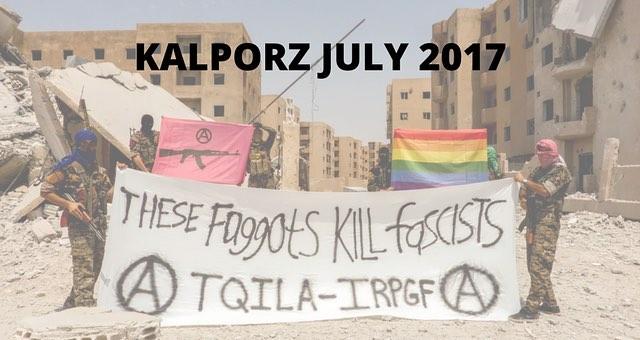 #kalporz #playlist #july2017