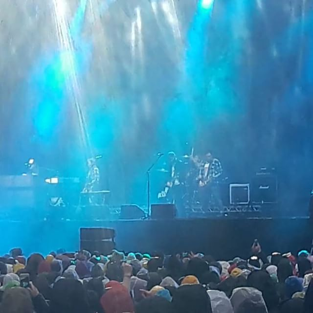 BAND OF HORSES at Way Out West